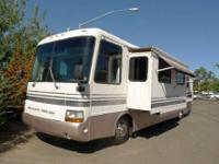 1999 NEWMAR DUTCH STAR 38 DIESEL PUSHER THIS MOTORHOME