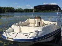 1999 Ebbtide 2300 Mystique Boat is located in Lake