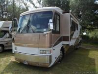 Just arrived, 1999 Fleetwood American Dream 40DVS Class