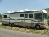 1999 Fleetwood Bounder MH34V Class A This amazing