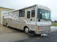 Call today for details! RV - Class A Front Diesel 6636