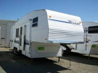 1999 Fleetwood Terry 5th wheel with super-slide?27