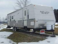 1999 Fleetwood Wilderness Travel Trailer $9,500.00 or