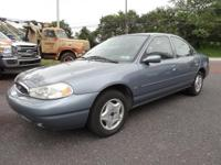 This 1999 Ford Contour LX Sedan is in excellent shape