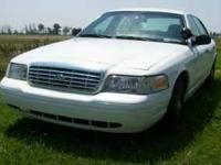 1999 Ford Crown Victoria runs and drives excellent. Has