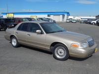 Options:  1999 Ford Crown Victoria Lx|Local