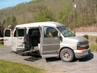 Great family van. Lot's of vehicle for the money. Ride