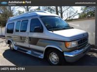 1999 Ford Econoline Cargo Van Our Location is: