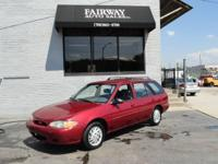 Options Included: N/A1999 Ford Escort Wagon SE,