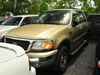 Options Included: N/A1999 FORD EXPEDITION XLT, HARVEST