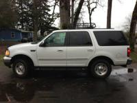 I have a nice looking 99 ford Expedition XLT in really