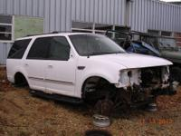 1999 Ford Expedition parts for sale. This vehicle is
