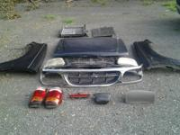 Have some 99 ford Explorer parts phone 434 944 seven