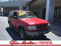 Options:  1999 Ford Explorer Sport. When You Purchase A
