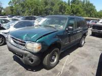 We are parting out a 99 Ford Traveler. V6 engine, VIN