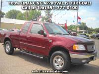 1999 ford f-150 extended cab 4x4 - just arrived!