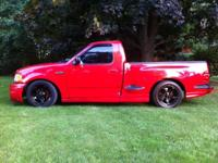 Hello, I have a 1999 Ford Lightning SVT F150 with