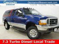 Local Trade In- Never a Rental!, Turbo Diesel Power,