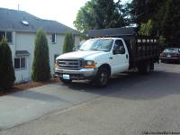 1999 Ford F350 Super Duty Power Stroke Turbo Diesel