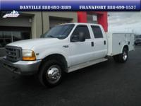 Just Arrived!! 4 Wheel Drive! This F-450 is for Ford