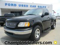 Options Included: XL, Air Conditioning, Dual Air Bags,