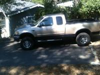 1999 Ford F150, 124K Miles, Shortbed extended cab, 5.4