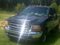I have for sale my 1999 Ford F250 it has 286,335