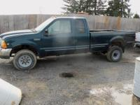 Mechanic's Special: Selling Ford F250 Lariat Superduty