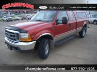 Options Included: N/A7.3L. Topper. 4x4. S/Cab My!! My!!