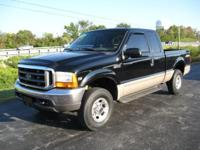 Options Included: N/A1999 Ford F250 Supercab 4x4