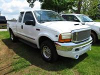 1999 Ford F250 Utility Bed This sharp work truck is a