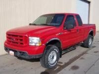 Options Included: Extended Cab, Short Box, 4 Wheel