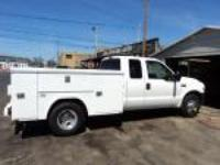 Options Included: F 350 Extcab Dually, 7.3L Power