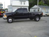 1999 Ford F350 4x4 extra cab dually, with a 7.3 diesel
