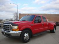 Options Included: N/A1999 Ford F350 Crew Cab Superduty