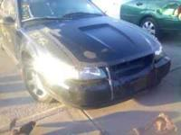 1999 Ford Mustang for parts only 4 Brothers Auto