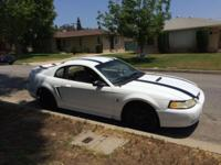 Hey there! Up for sale is my 1999 Ford Mustang gt