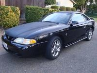 1999 Ford Mustang SRS Coupe Runs well, CA smogged, Dual