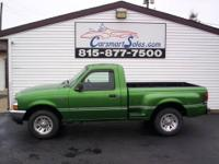 *** WARRANTY INCLUDED *** a nice ONE OWNER Ranger
