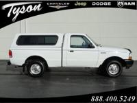 Options Included: AM/FM Radio, Dual Air Bags, Bedliner,