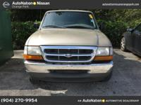 1999 Ford Ranger Our Location is: AutoNation Nissan