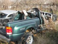1999 ford ranger 4x4 for parts  engine sold