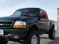 1999 Ford Ranger 86k miles, 3.0 auto, Runs perfect,
