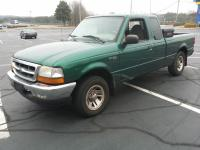 Just in this Ranger SuperCab XLT won't last long. 1999