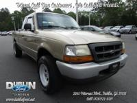 1999 Ford Ranger XL  Recent Arrival! *CLEAN CARFAX*,