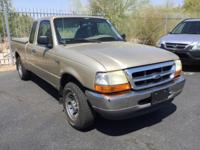 Ranger XLT, Extended Cab, 3.0L FFV V6, in Harvest Gold