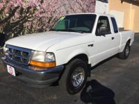 1999 Ford Ranger XLT * Extended Cab * Rear Wheel Drive