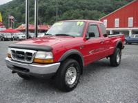 Options Included: Four (4) Wheel Drive, Power Brakes,