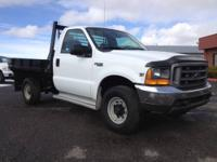 1999 Ford Super Duty F-350 SRW Regular Cab Pickup XL