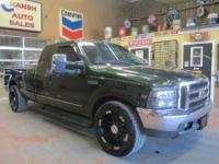 7.3! CUSTOM TRUCK!CARFAX CERTIFIED!THOUSANDS IN
